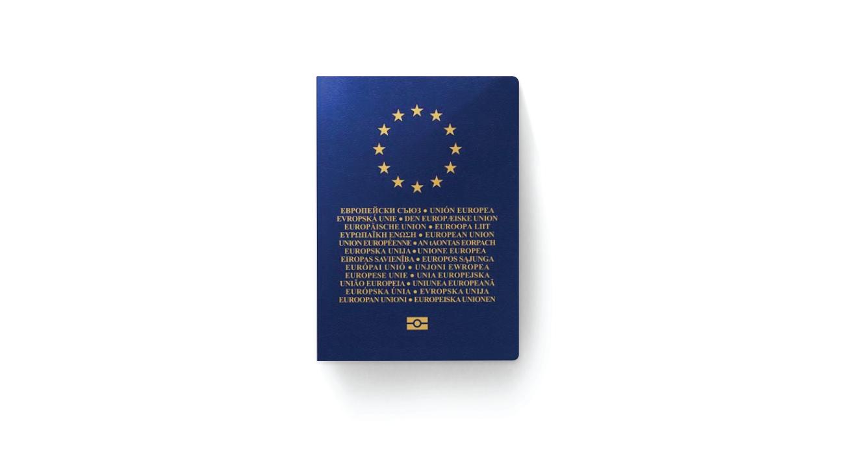 X Infotech Laissez Passer Travel Document Diplomatic