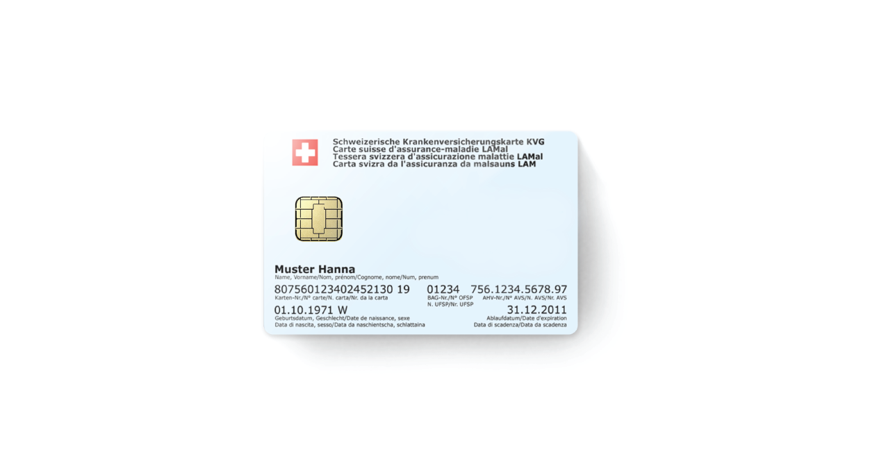 X Infotech Middleware Development For Health Insurance Card