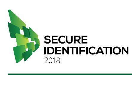 X Infotech - Secure Identification 2018
